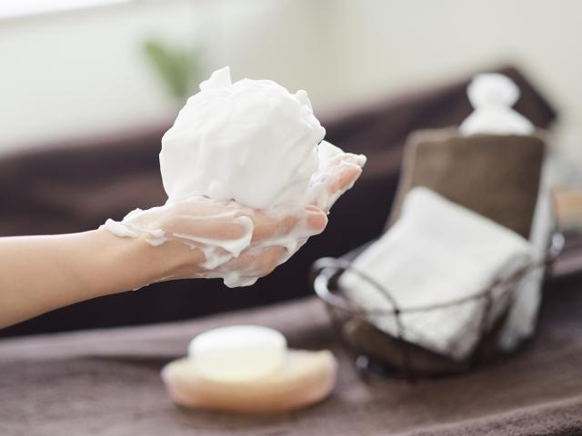 毛穴のつまりに効果的な洗顔方法