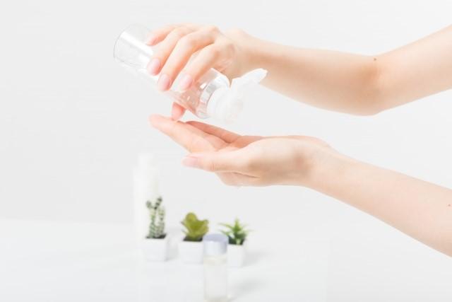 化粧水の役割