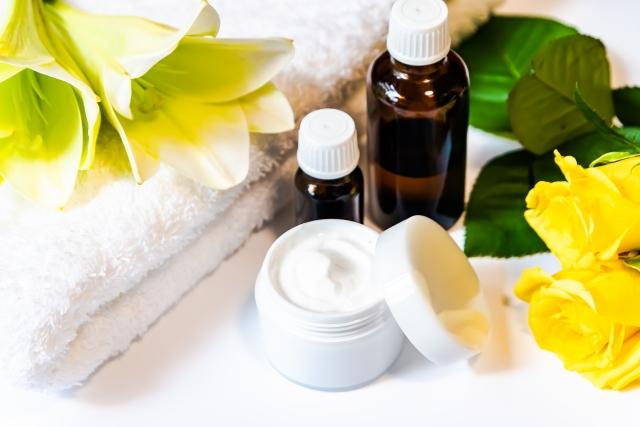 化粧水・美容液・乳液や夜用クリーム