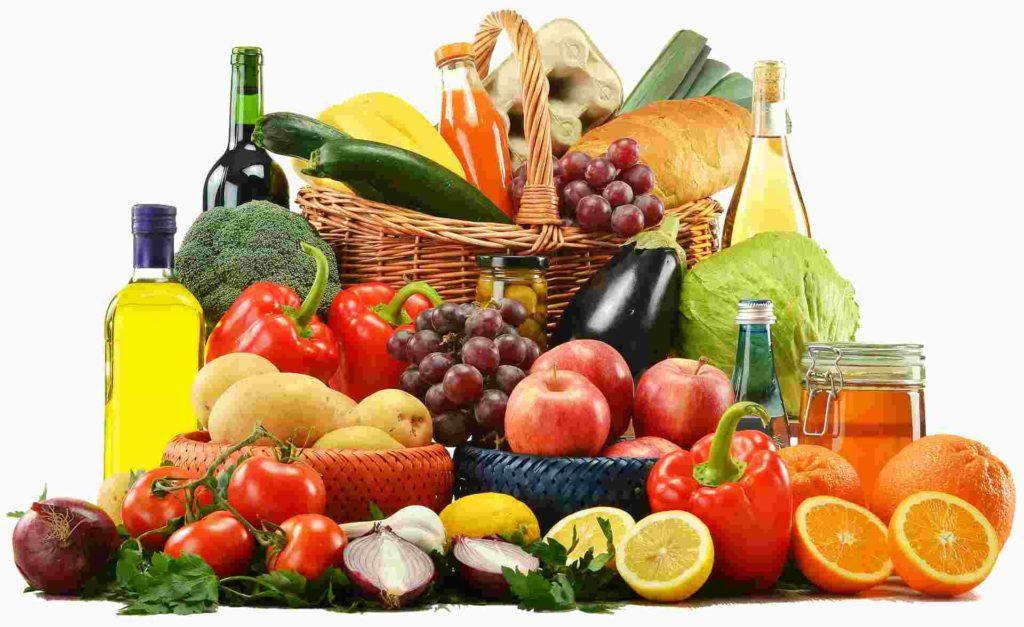 乾燥肌の食べ物