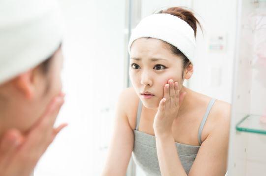 乳液 洗顔について