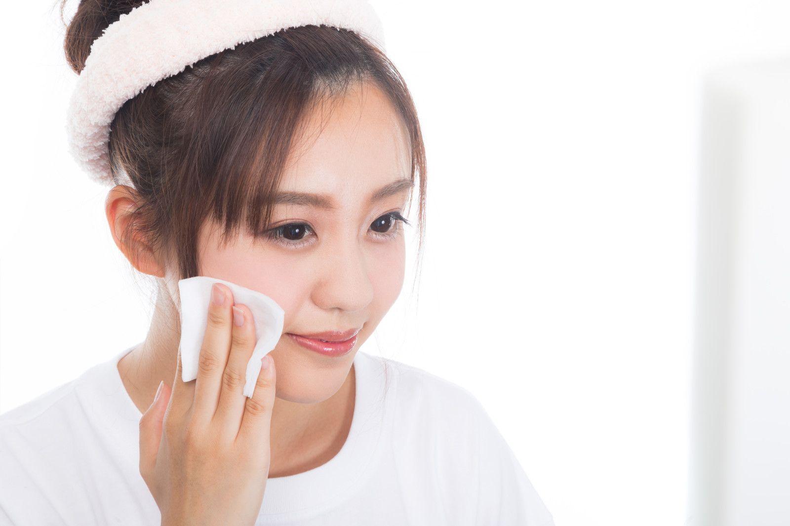 化粧水の効果的な使い方