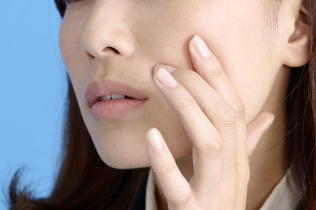 くすみ肌の種類について
