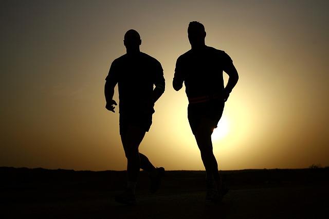運動を行う