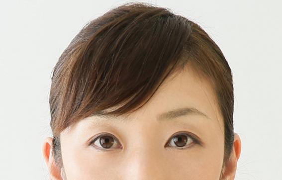 タイプ別の前髪