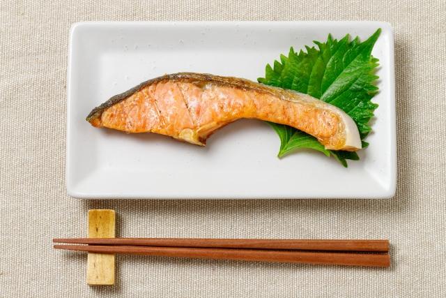 焼き鮭(サーモン)