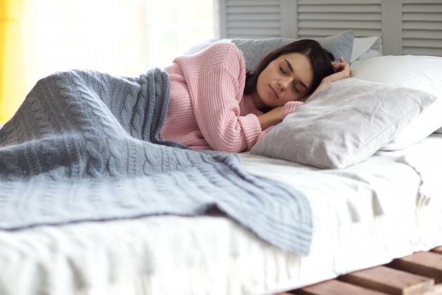 睡眠時間を確保